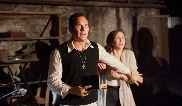 The Warrens picked quite the disturbing occupation in The Conjuring