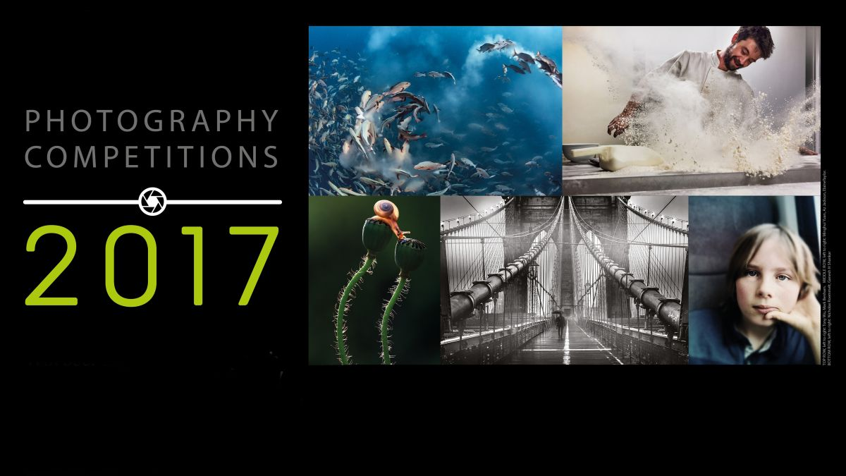 Photography competitions to enter in 2017