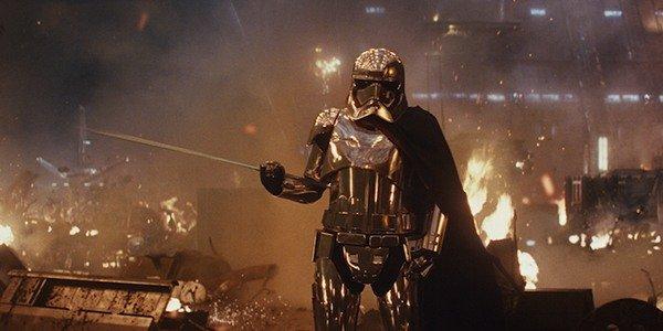 Captain Phasma, The Last Jedi