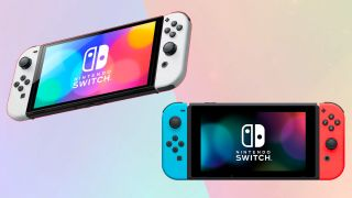 Nintendo Switch OLED vs Nintendo Switch