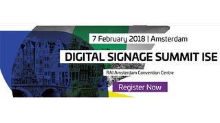 Digital Signage Summit at ISE 2018