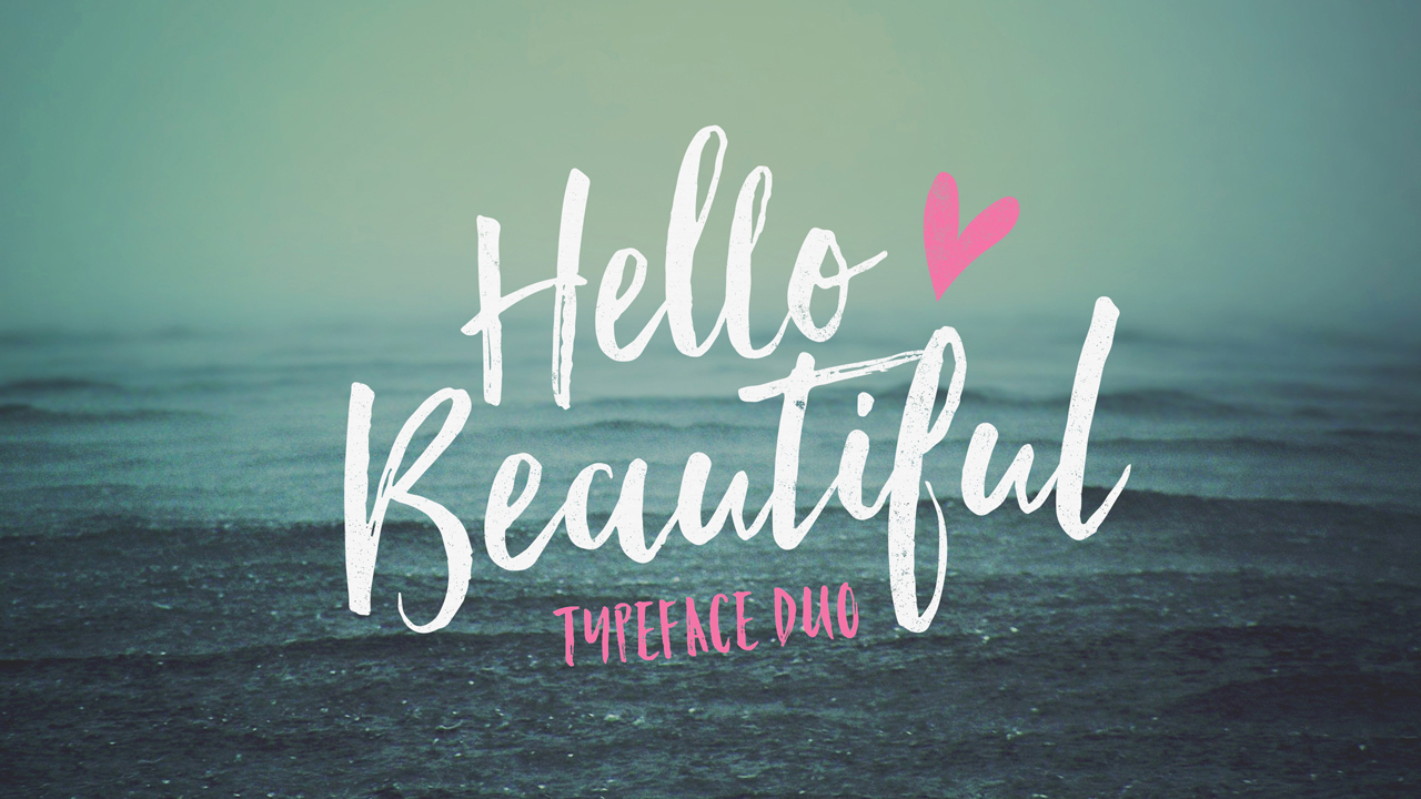 10 beautiful fonts that are hard to resist