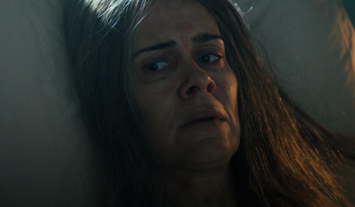 Sarah Paulson as Diane Sherman in Hulu Run ending