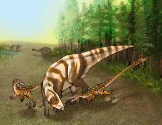 Dinosaur S. sullivani