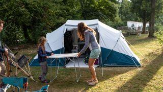 Best 4-person tents: Quechua Arpenaz 4.2