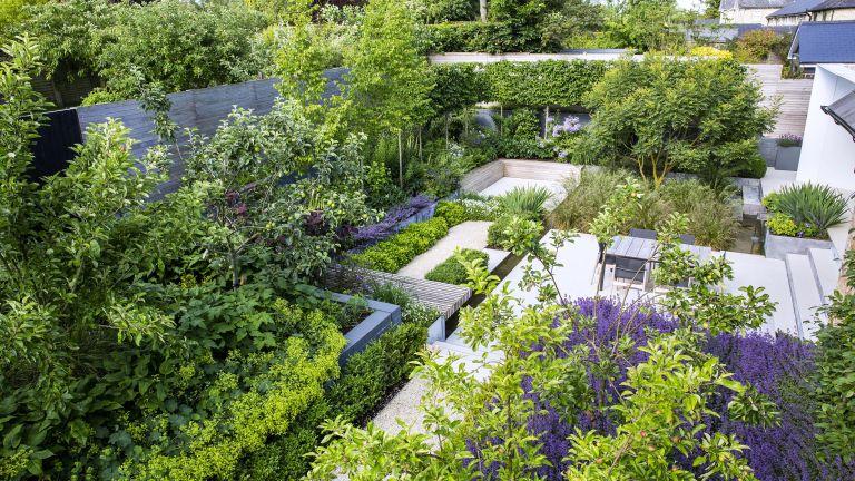 Cassandra Crouch garden design shortlisted for SGD Awards