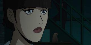 Julie Nathanson's Gilda Dent in Batman: The Long Halloween, Part One