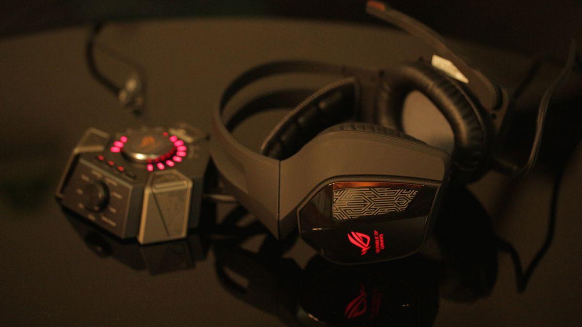 Asus Rog Centurion 7 1 Headset Techradar