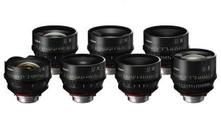 Canon announces 7 superfast Sumire Prime cinema lenses