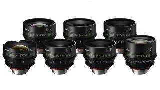 Canon announces 7 superfast Sumire Prime cinema lenses