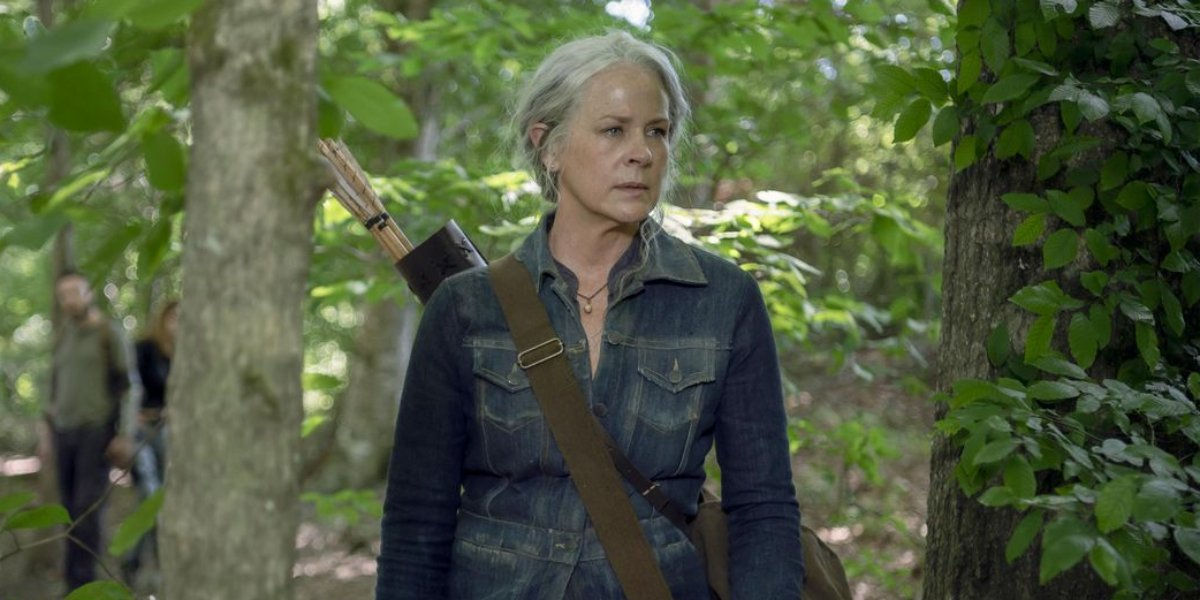 Melissa McBride on The Walking Dead