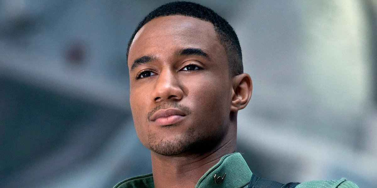 Jessie T. Usher in Independence Day: Resurgence