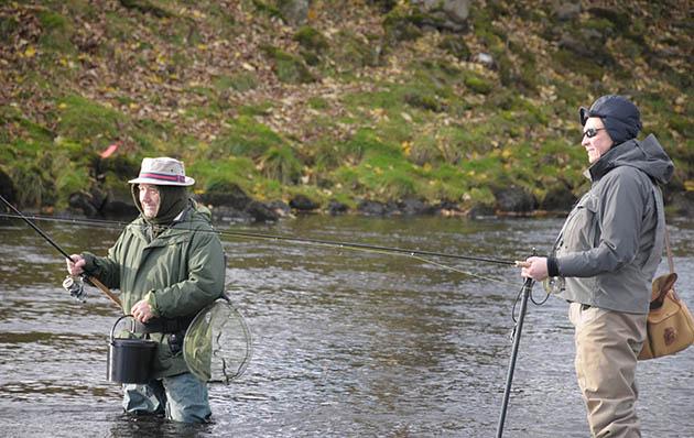 Mortimer & Whitehouse: Gone Fishing S2
