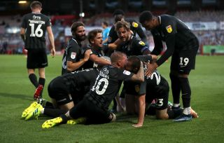 Cheltenham Town v Northampton Town – Sky Bet League Two Play Off – Semi Final – Second Leg – The Jonny-Rocks Stadium