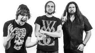 Metal Hammer In Residence Luke Merlin Alexander