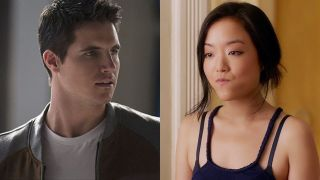 Robbie Amell and Andrea Bang cast as leads in Float movie