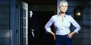 Halloween's Jamie Lee Curtis Not Going Pantsless Like Alexandra Daddario, But Did Learn Pants Lesson In Quarantine Era