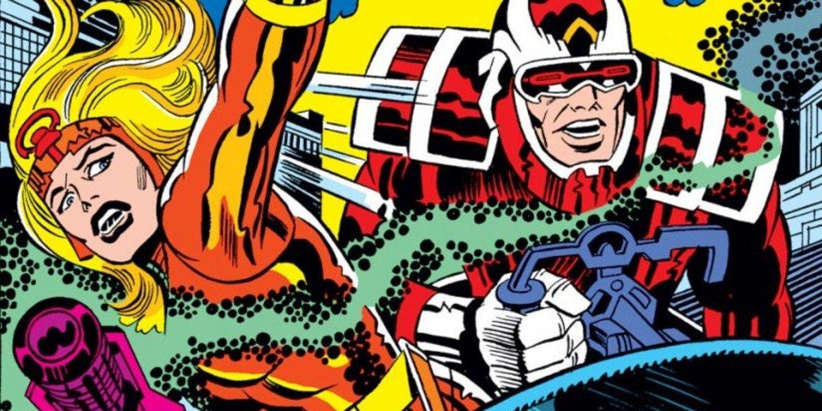 Eternals Comics