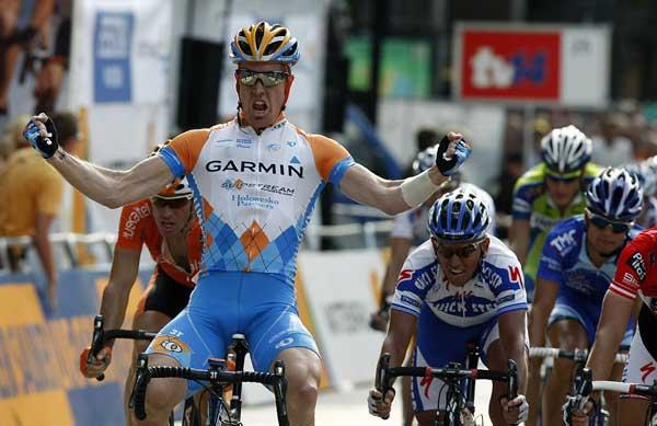 Tyler Farrar wins Vattenfall