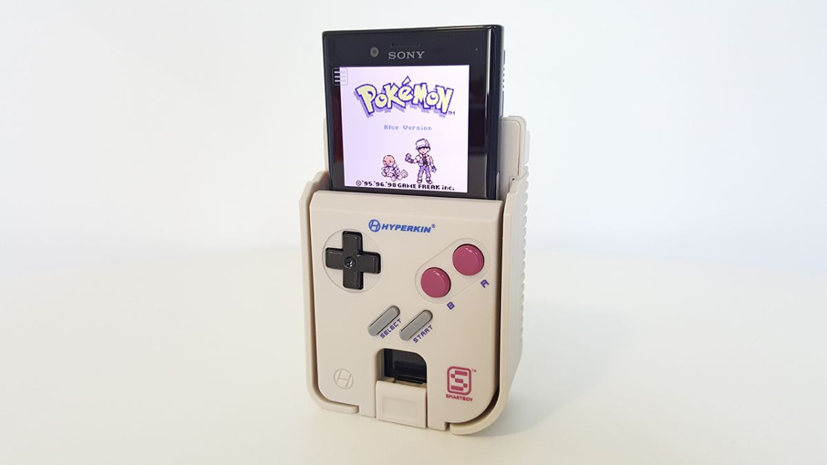 Hyperkin SmartBoy Review Play Game Boy Cartridges On Your Android - Hyperkin smartphone gameboy