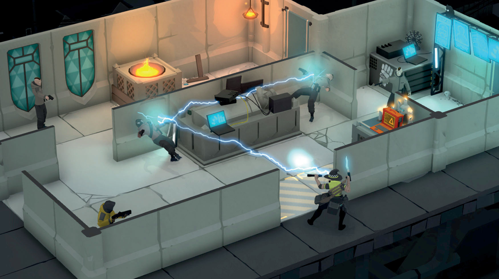 XCOM 2's problems inspired a whole other tactics game