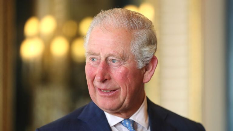 Prince Charles, Prince of Wales, is seen during the Queen Elizabeth Prize for Engineering at Buckingham Palace on December 03, 2019 in London, England