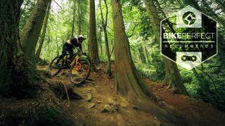 Jill Kintner rides in Bellingham, Washington