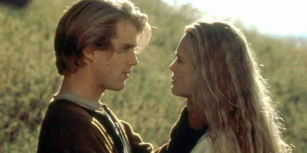 Cary Elwes, Robin Wright - The Princess Bride
