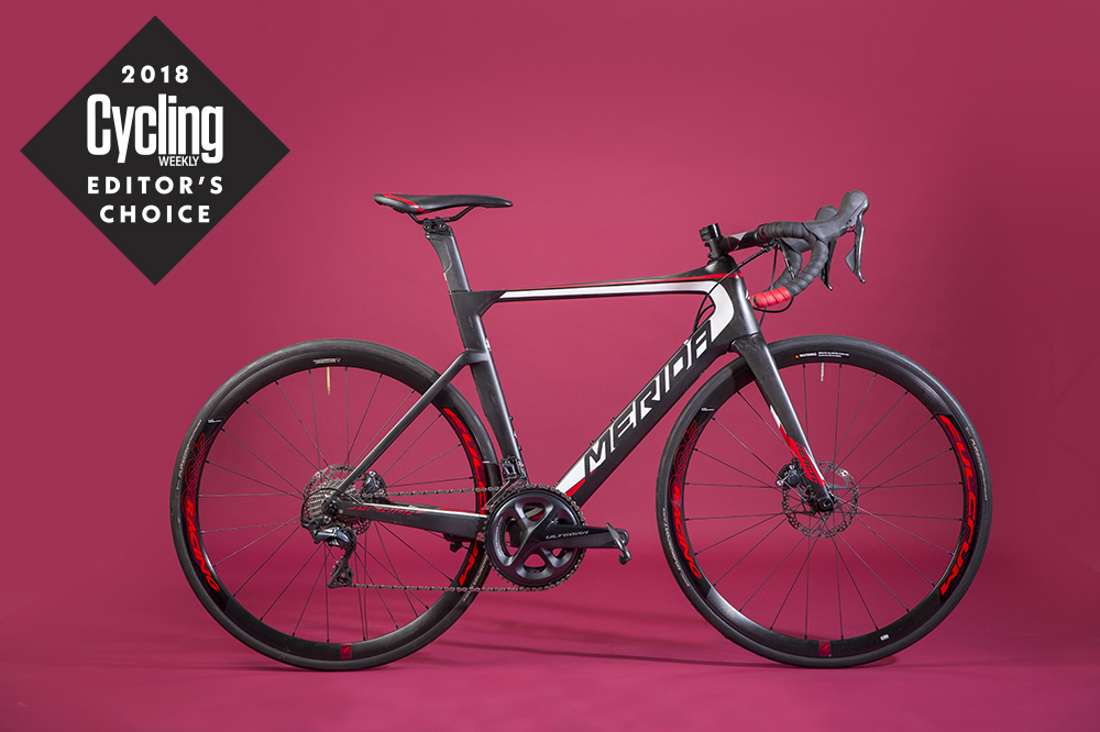 Merida Reacto Disc 6000 review - Cycling Weekly