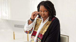 Whoopi Goldberg will host ABC's 'The View' for another four years under a new deal.