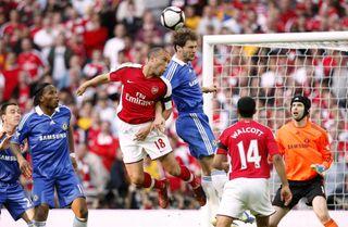 Soccer – FA Cup – Semi Final – Arsenal v Chelsea – Wembley Stadium
