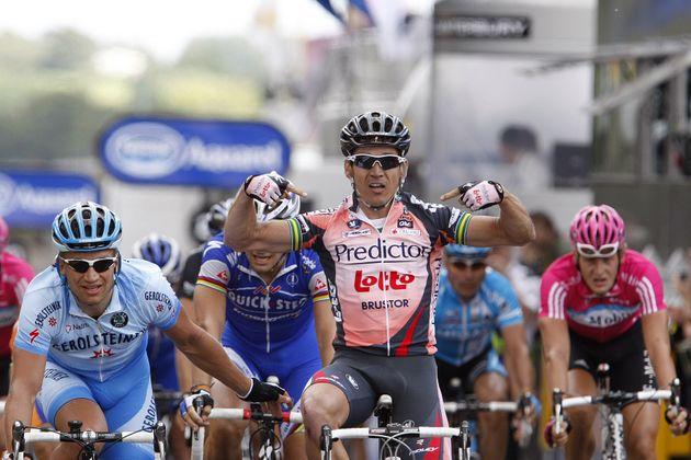 Tour de France Robbie McEwen wins stage one