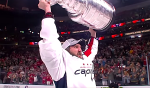 Watch The Capitals' Stanley Cup Celebration Get Interrupted By A Woman Flashing