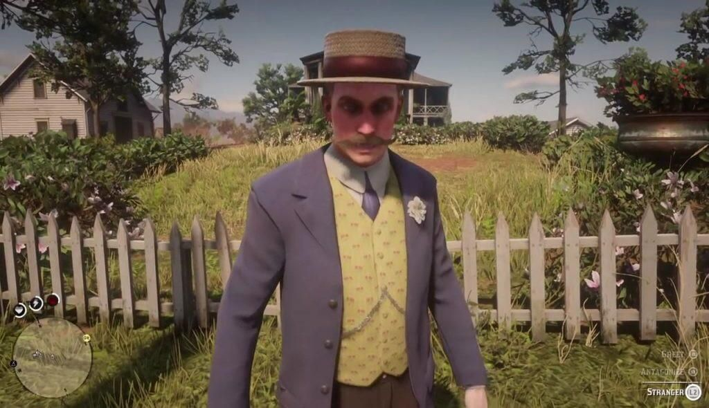 Red Dead Redemption 2 players are determined to find a mystery NPC named Gavin - have you seen him?