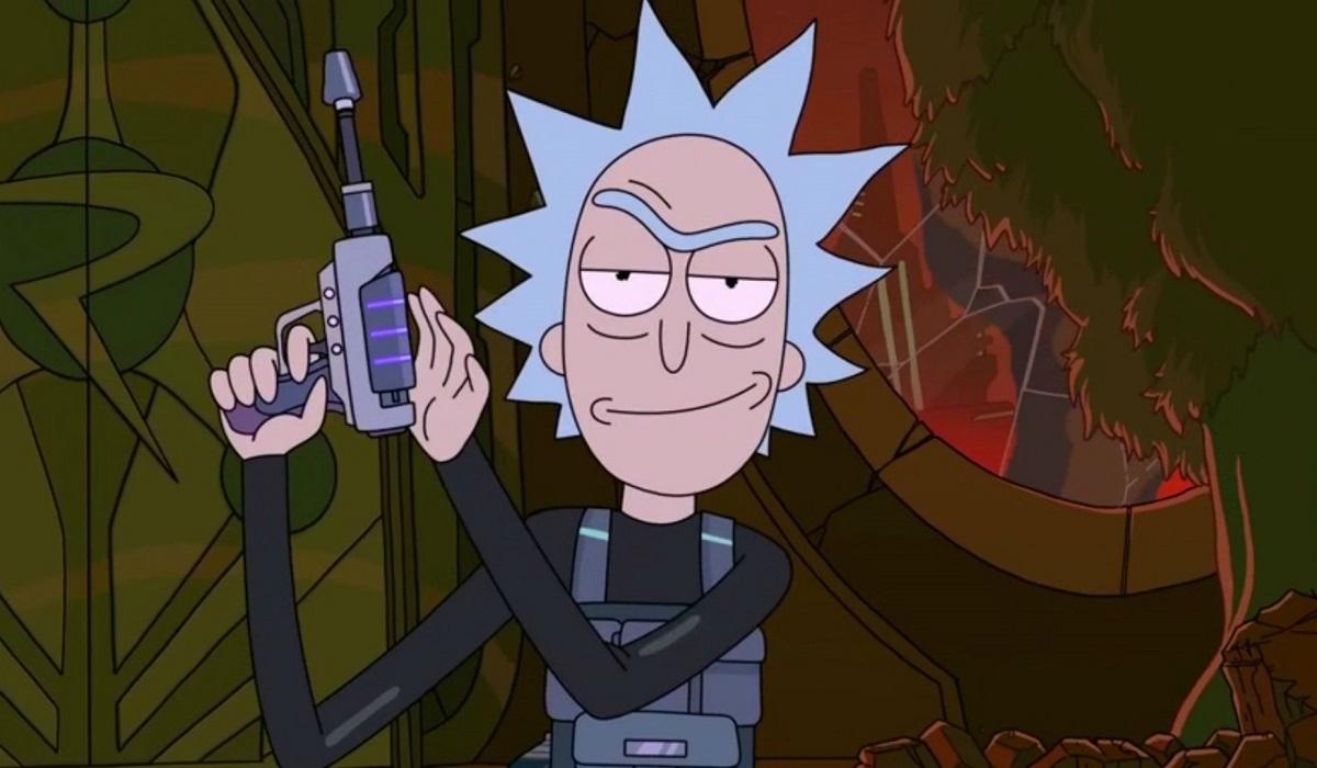 Rick Sanchez Rick and Morty