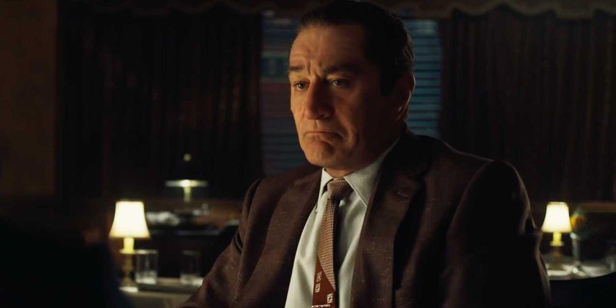 Robert De Niro Responds To The Irishman Backlash Claiming The Movie's Not True
