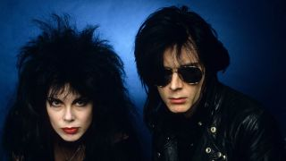 Patricia Morrison And Andrew Eldritch, Sisters Of Mercy