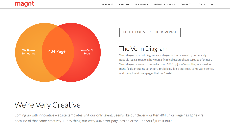 37 brilliant 404 error pages | The Blog Pros
