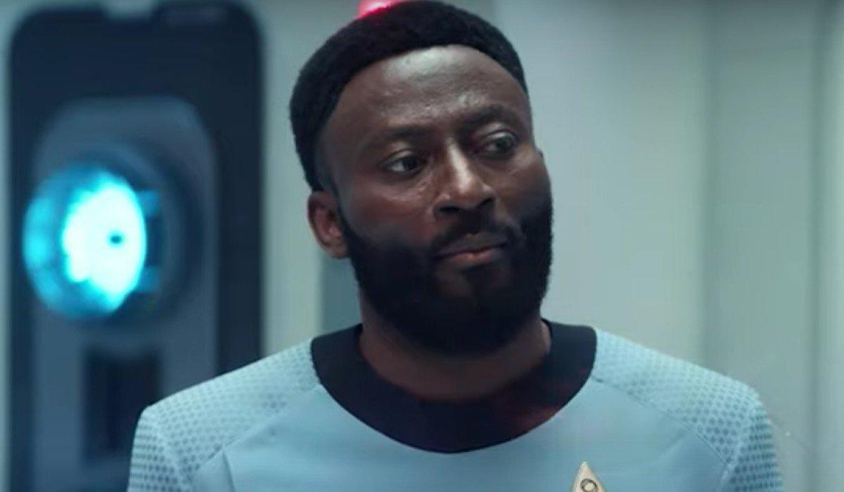Dr. Mbenga Star Trek: Strange New Worlds