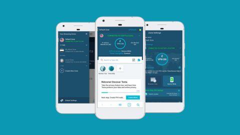 Tenta Browser review | TechRadar