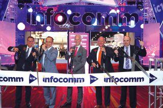 AVIXA's First U.S. InfoComm Opens Its Doors