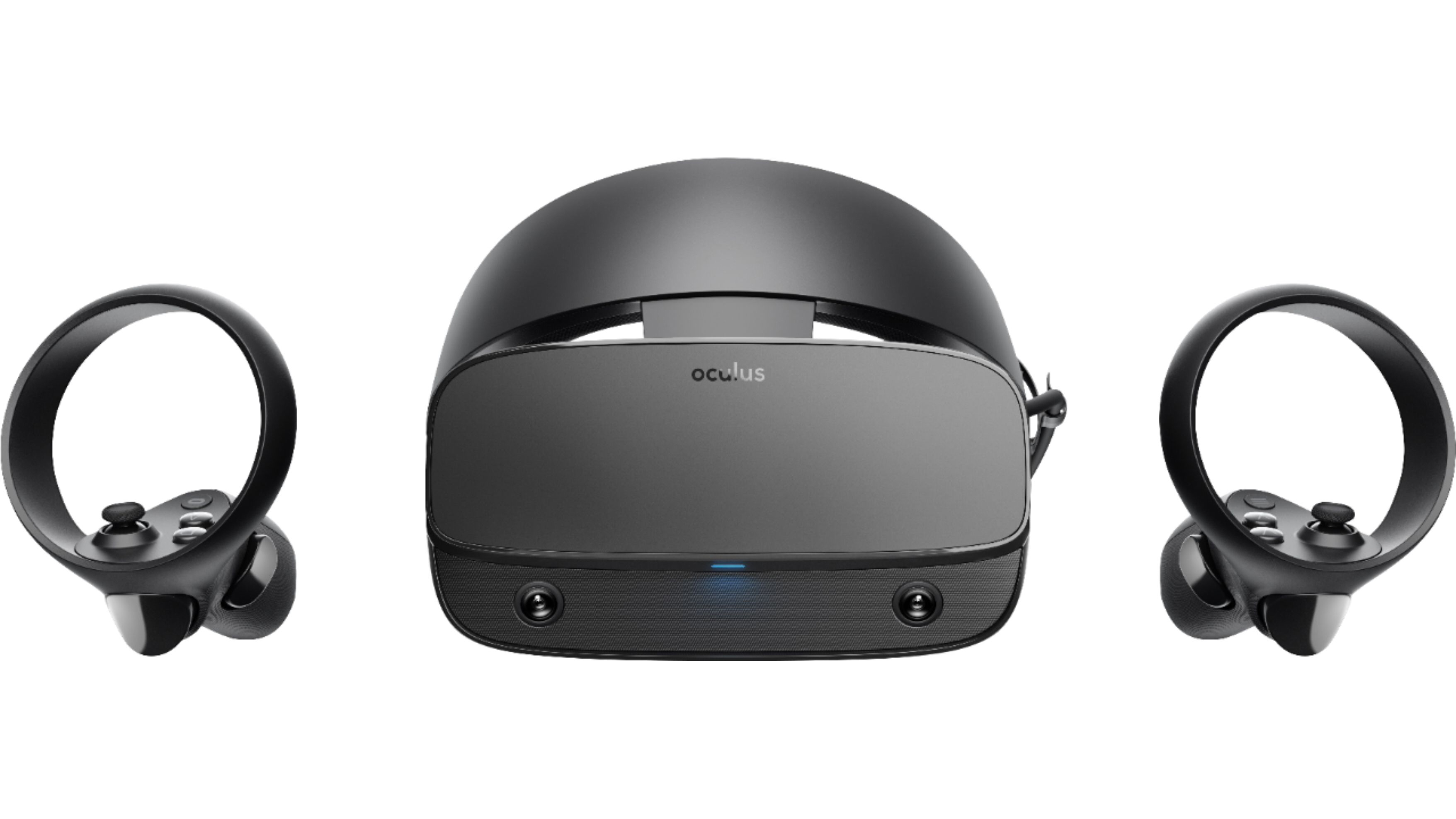 The Oculus Rift S is able to deliver 'room-scale' experiences
