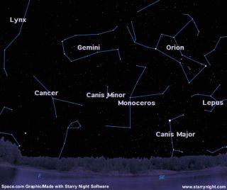 Week-Long Meteor Shower to Dazzle