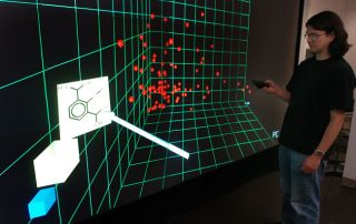 Minority Report-Style 'Data CAVE' Created By Purdue Researchers
