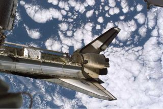 Mission Discovery: Shuttle Astronauts to Leave Space Station Today
