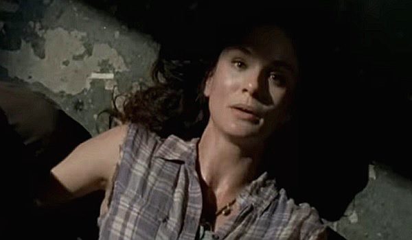 lori death walking dead
