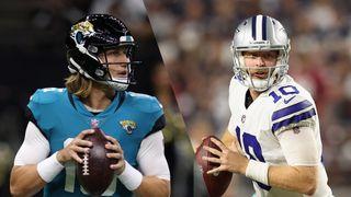 Jaguars vs Cowboys live stream: Trevor Lawrence and Cooper Rush