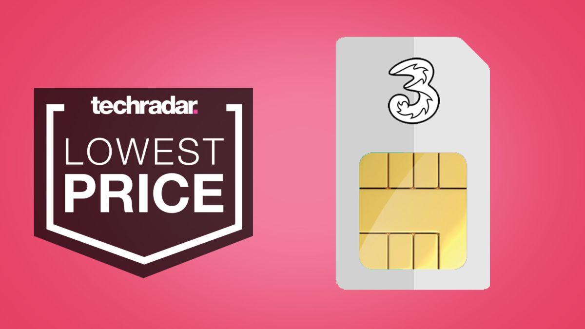 Điểm số dữ liệu không giới hạn cho £ 18 một tháng với một trong những giao dịch SIM tốt nhất từng có