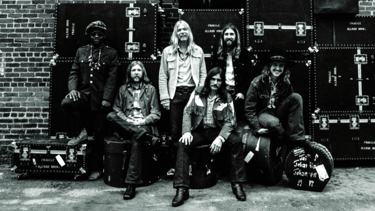 THE ALLMAN BROTHERS BAND - Live at Fillmore East, New York, NY, xx.2.1970