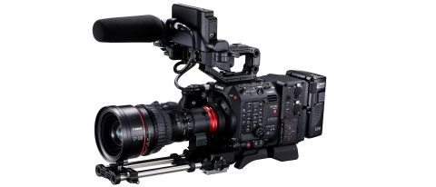 Canon C500 Mark II review